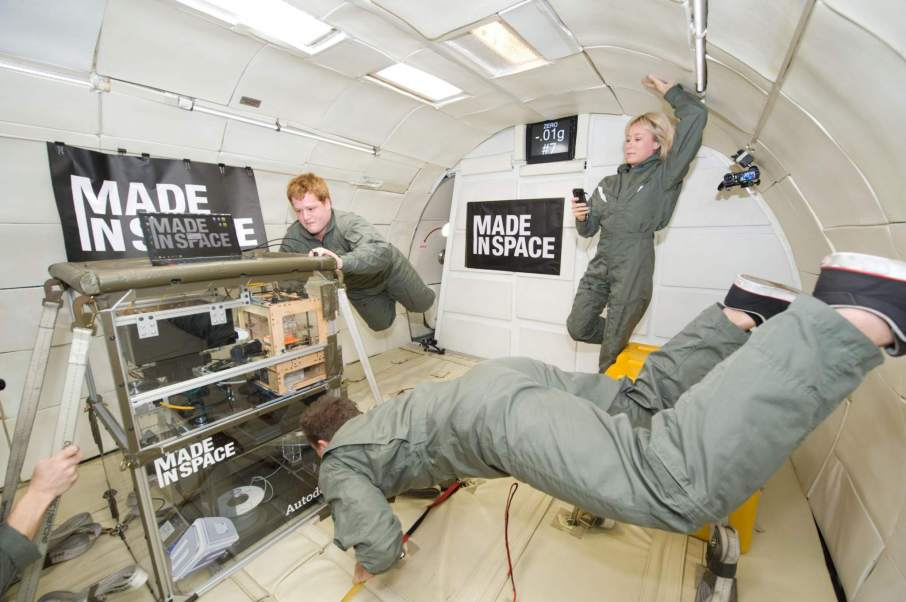 Made In Space celebrates a stellar year of 3D printing on the International Space Station