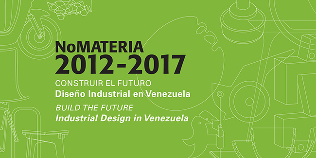 WB Engineering Present Online Exhibition: NoMATERIA 2012-2017   Build the Future