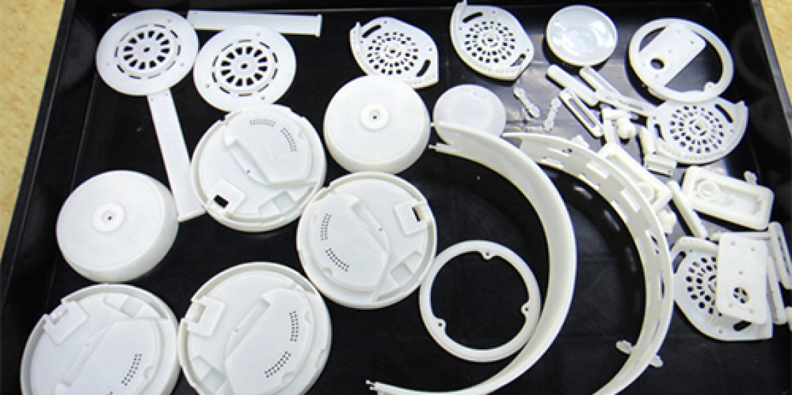 Fujikon Takes Fast-Moving World of Headset Products to New Heights with 3D Systems' SLA 3D Printing Technology