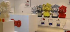 Hello Kitty Opens Shanghai 3d Center